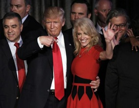 """Ông Trump chọn """"bóng hồng"""" làm cố vấn tổng thống"""
