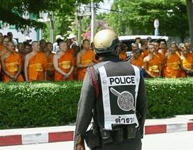 """Thái Lan tung máy bay không người lái truy bắt trụ trì """"nhúng chàm"""""""