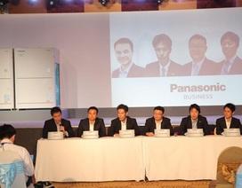 Panasonic Việt Nam ra mắt hệ thống điều hòa FSV-EX