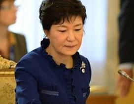 """Hàn Quốc """"nóng"""" với phiên điều trần tại Quốc hội về bê bối chính trị"""