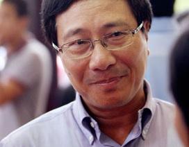 Phó Thủ tướng Phạm Bình Minh nói gì về dự án đường vay Trung Quốc 7000 tỷ đồng ?