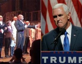 Phó tướng của ông Trump bị la ó khi xem nhạc kịch