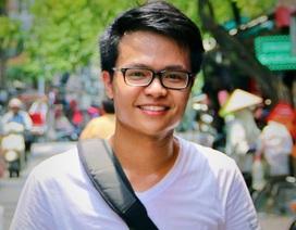 9X Việt sở hữu nụ cười tươi rói giành học bổng toàn phần Mỹ