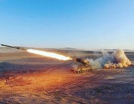 Syria tiêu diệt hàng loạt phiến quân IS tại sân bay chiến lược ở Palmyra