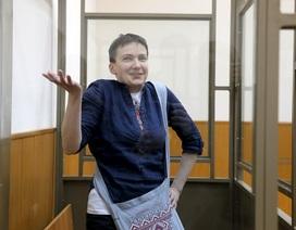 Nga bất ngờ đồng ý phóng thích nữ phi công Ukraine
