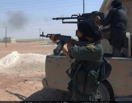 Thế trận của tổ chức Hồi giáo cực đoan IS ngày càng tan nát