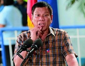 Tổng thống Philippines tuyên bố chấm dứt tuần tra chung với Mỹ ở Biển Đông