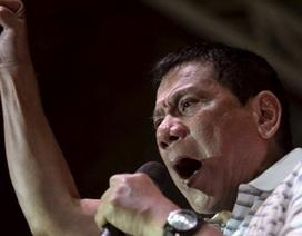 Philippines báo động âm mưu đảo chính lật đổ Tổng thống Duterte