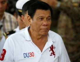 Tổng thống Duterte nói Philippines muốn lập liên minh với Nga và Trung Quốc