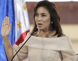 Phó Tổng thống Philippines rút khỏi nội các vì bị cấm họp