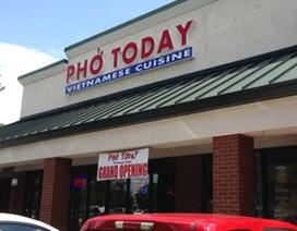 Quán ăn Việt ở Mỹ phải đóng cửa vì phát hiện có gián