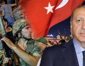 Thổ Nhĩ Kỳ mất 100 tỷ USD vì đảo chính quân sự
