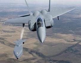 Hàn Quốc chắp cánh cho F-15K bằng tên lửa hành trình xuyên bê tông