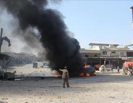 Hàng chục phiến quân bị giết ở cửa khẩu Syria-Thổ Nhĩ Kỳ