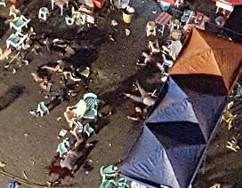 Nổ lớn ở Philippines, Tổng thống Duterte thoát nạn