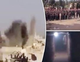 Quân đội Syria phá hủy đường hầm bí mật của phiến quân Hồi giáo
