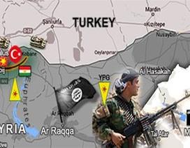 Mỹ kiến tạo luôn thắng trong cuộc chiến Syria!