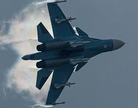 Máy bay Nga tiêu diệt 250 tay súng IS chuẩn bị tấn công Palmyra