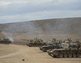 Mỹ triển khai lính đặc nhiệm tới Syria hỗ trợ quân đội Thổ Nhĩ Kỳ