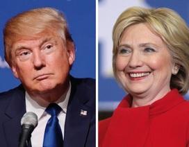 [Videographics] Những khác biệt lớn giữa bà Clinton và ông Trump