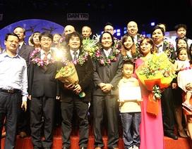 Gia hạn nộp bài dự thi Nhân tài Đất Việt 2016 đến 15/10/2016