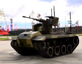 Nga phát triển robot cảm tử, đủ khả năng diệt xe tăng
