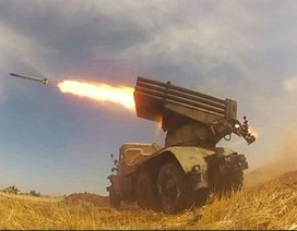 Quân đội Syria nã pháo, hàng loạt chỉ huy al-Nusra thiệt mạng ở Homs