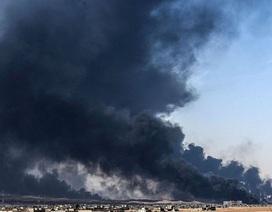 IS thực hiện chiến thuật tiêu thổ, đốt nhiều giếng dầu triệu đô tại Mosul