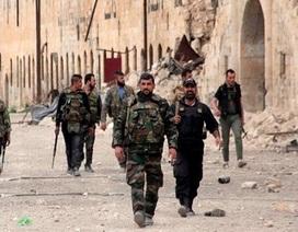 Cuộc tấn công lớn nhất của phiến quân ở Aleppo thất bại thảm hại