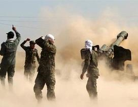 Xung đột bùng phát dữ dội tại khu vực IS kiểm soát ở Raqqa, Syria