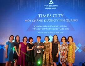 Tổng kết dự án Vinhomes Times City - Tri ân những con người làm nên lịch sử