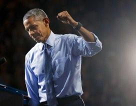 Kịch bản cuộc 'tái chiếm' quyền lực của Tổng thống Obama