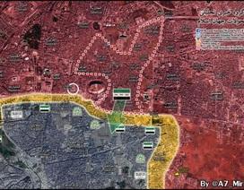 Chiến sự Aleppo ủng hộ quân Syria, Thổ ngậm ngùi