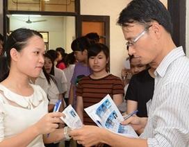 Nhiều trường thi thử đánh giá học sinh