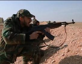 Quân đội Syria vẫn bó tay bị động ở Palmyra