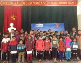 Quảng Trị: Học bổng giải Gôn đồng hành với học sinh nghèo vùng bị ảnh hưởng bởi thiên tai