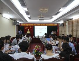 Học viện Tài chính tổ chức hội thảo thông tin về tuyển sinh, đào tạo hệ Đại học liên kết quốc tế 2016