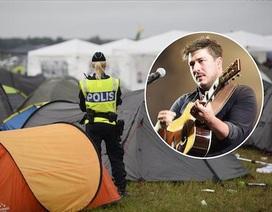 Lễ hội âm nhạc tại Thuỵ Điển gây sốc với hơn 40 vụ xâm hại tình dục
