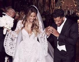 Ngất ngây trước đám cưới trong mơ của ca sỹ gợi cảm
