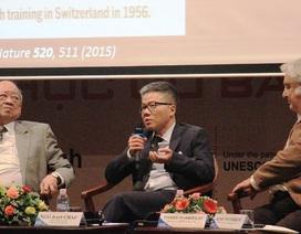 Giáo sư Ngô Bảo Châu: Nghiên cứu khoa học quyết định đến chất lượng giáo dục