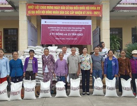 Agribank hỗ trợ ngư dân 4 tỉnh miền Trung sau sự cố Formosa