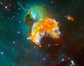 Bắn phá bức xạ từ siêu tân tinh cổ xưa có thể đã gây biến đổi khí hậu