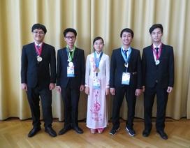 Việt Nam đoạt 2 Huy chương Vàng, 2 Huy chương Bạc tại Olympic Vật lí quốc tế năm 2016