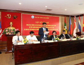 Trường đại học đầu tiên của Việt Nam tham gia đánh giá chất lượng Đông Nam Á