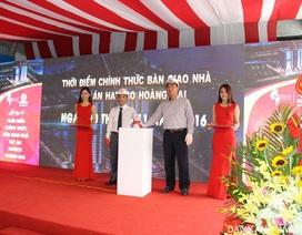 Hateco Hoàng Mai chính thức bàn giao nhà vào tháng 11/2016