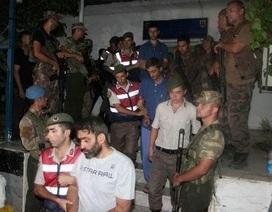"Thổ Nhĩ Kỳ ""thay máu"" quân đội"