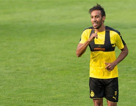 Nhật ký chuyển nhượng ngày 8/8: Aubameyang ở lại Dortmund