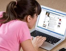 """Sử dụng Facebook hàng ngày sẽ bị """"tụt hạng"""" trong các môn toán, đọc và khoa học"""