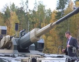 Nga giới thiệu xe BMP-3K mới với pháo 57mm