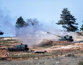 Mỹ nhẹ nhàng đẩy Thổ Nhĩ Kỳ sa lầy ở Syria?